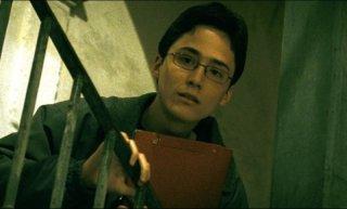 Antonio Careddu in una scena del film Tutto torna