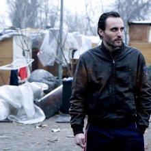 Stefano Cassetti in una scena del film Il resto della notte