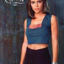 Un character poster originale della serie tv Streghe