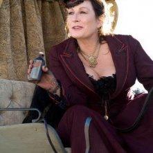 Anjelica Huston nel film Caccia spietata
