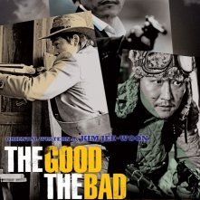 La locandina di The Good, the Bad, the Weird