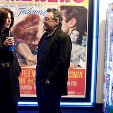 Robert De Niro e Catherine Keener in una scena del film What Just Happened?