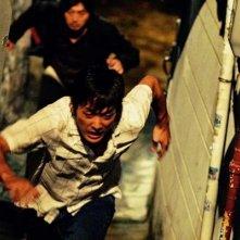 Una scena del film The Chaser
