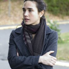 Jennifer Connelly in una sequenza del film Reservation Road