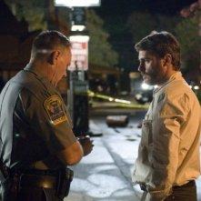 Joaquin Phoenix in una scena del dramma Reservation Road