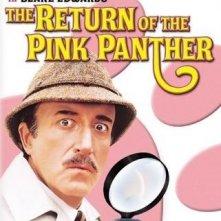 La locandina di Il Ritorno della pantera rosa