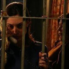 Martina Gusman in una scena del film Leonera