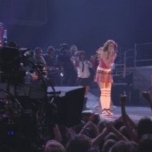 Miley Cyrus in Hannah Montana/Miley Cyrus: Best of Both Worlds Concert Tour