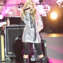 Miley Cyrus nel successo Hannah Montana/Miley Cyrus: Best of Both Worlds Concert Tour