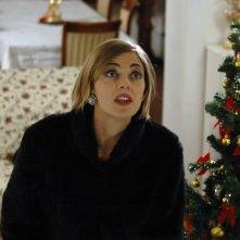 Regina Orioli in una scena di Chi nasce tondo...