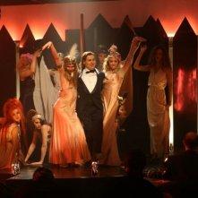 Willem Dafoe in una scena del film Go Go Tales