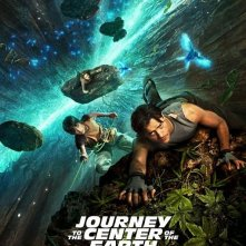La locandina di Journey to the Center of the Earth 3D