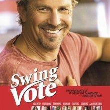 La locandina di Swing Vote