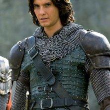 Ben Barnes in una scena del film Le cronache di Narnia: il Principe Caspian