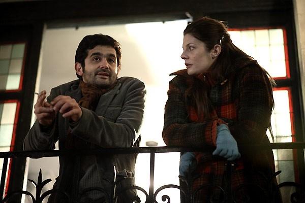 Chiara Mastroianni E Laurent Capelluto In Una Sequenza Del Film Un Conte De Noel 60355