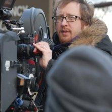 James Gray sul set del film film Two Lovers