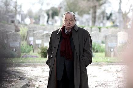 Jean Paul Roussillon In Una Scena Del Film Un Conte De Noel 60352