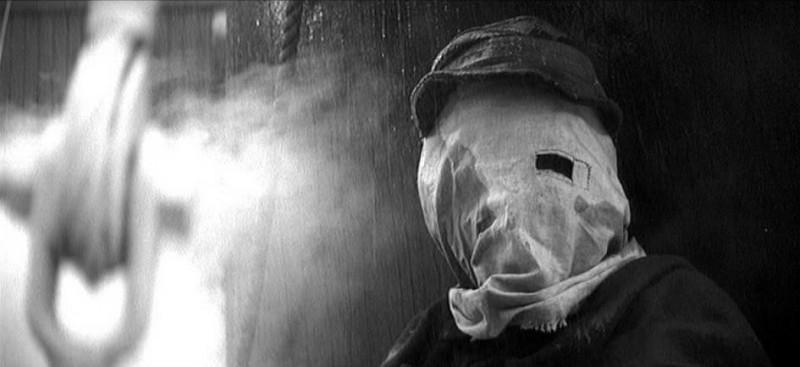 John Hurt Dietro La Maschera Dell Uomo Elefante In The Elephant Man 60500
