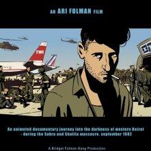 La locandina di Waltz with Bashir