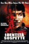 La locandina italiana di Identità sospette