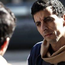Samir Guesmi in una scena del film Un conte de Noël