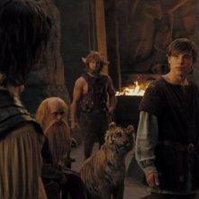 Le cronache di Narnia: il Principe Caspian - Una scena del film