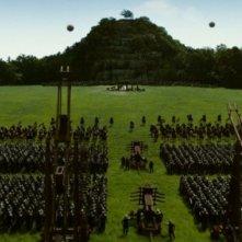 Uno degli scenari del film Le cronache di Narnia: il Principe Caspian