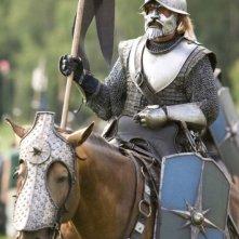 Una scena del film Le cronache di Narnia: il Principe Caspian