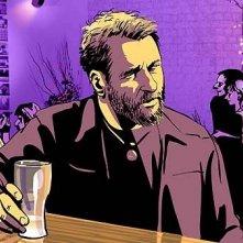 Una sequenza del film Waltz with Bashir