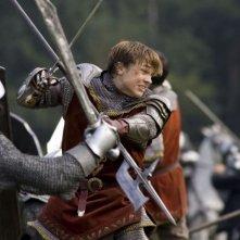William Moseley in una scena de Le cronache di Narnia: il Principe Caspian