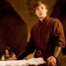 William Moseley in una scena del film Le cronache di Narnia: il Principe Caspian