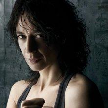 Angela Baraldi è Giorgia Cantini in Quo Vadis, Baby?