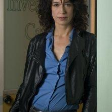 Angela Baraldi è Giorgia Cantini nella serie tv Quo Vadis, Baby?