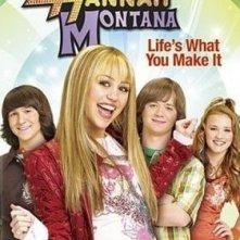 La locandina di Hannah Montana