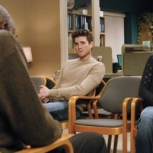 Bill Cobbs (di spalle), Laura Prepon e Bryan Greenberg in 'Forever Until Now'