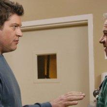 Brad William Henke e Wilbur Fitzgerald nell'episodio 'Forever Until Now' di October Road