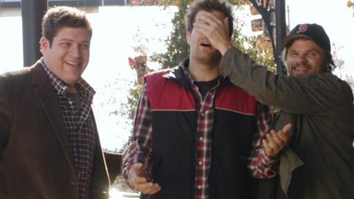 Brad William Henke Geoff Stults Ed Evan Jones Nell Episodio Best Friend Windows Di October Road 60675
