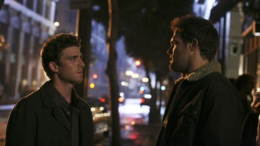 Bryan Greenberg E Geoff Stults Nell Episodio Let S Get Owen Di October Road 60682