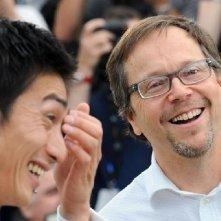 Festival di Cannes 2008: Fernando Meirelles e Yusuke Yseia presentano il film Blindness - Cecità
