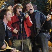 Il gruppo di amici 'suona' dal vivo nell'episodio 'Tomorrow's So Far Away' di October Road