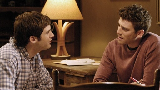 Jonathan Murphy E Bryan Greenberg Nell Episodio Secret And Guys Di October Road 60652