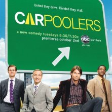 La locandina di Carpoolers