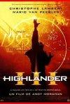 La locandina di Highlander III