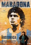 La locandina italiana di Maradona by Kusturica