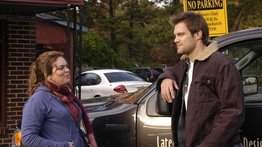 Rebecca Field E Geoff Stults Nell Episodio The Pros And Cons Of Upsetting The Applecart Di October Road 60645