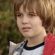 Slade Pearce nel secondo episodio di October Road