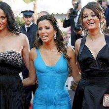 Festival di Cannes 2008: Rachida Brakni, Eva Longoria e Aishwarya Rai