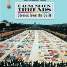 La locandina di Common Threads: Stories from the Quilt
