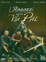 La locandina di I ragazzi della via Pál
