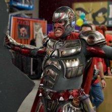 Christopher McDonald in una scena del film Superhero Movie (2008)